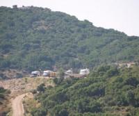 Area di sosta a Urzulei