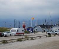 Area di sosta a Falsterbo - Skanor