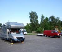 Area di sosta a Oxelosund - Jogerso