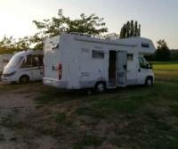 Area di sosta camper