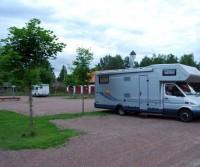 Area di sosta a Leksand