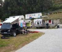 Camper car area Playa Arneles
