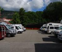 Area di sosta a Bergen