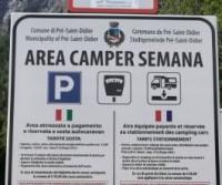 Area Camper Pre Saint Didier