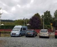Area camper Fonti