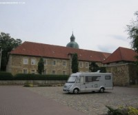 Parkplaz Fuerstenau Schloss