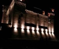 Parcheggio castello Santa Severa