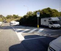 Parcheggio Camper Natta