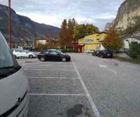 Parcheggio Stazione Mezzocorona
