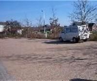 Wohnmobilplatz am Freibad