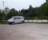 Parkplatz am kurpark