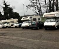 Parcheggio bus Orte