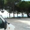 Area di sosta a Bolsena