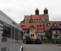 Wohnmobilstellplatz Schlossparkplatz