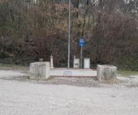 Area di sosta a Grancona