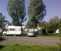 Wohnmobilstellplatz