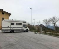Area Camper Pietrabbondante