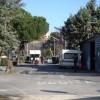 Area sosta camper Area camper L.G.P. Roma, ingresso e uscita area, 21/05/18