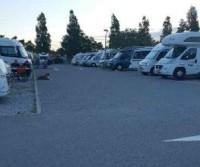 Parking Marseillen Plage