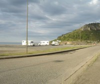 Area di sosta a Praia a Mare ,CS
