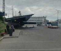 Parcheggio per visita di Vecriga