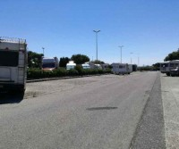 Parcheggio camper e auto