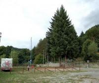 Parking del Parco Avventura Selva del Buffardello