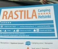 Camping Rastila