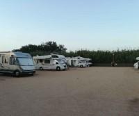 Area camper Barcellona Beach