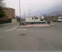 Area Sosta Camper Susa