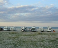 Area camper Fossacesia