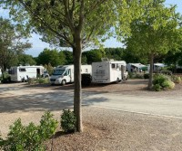 Air de camping-car