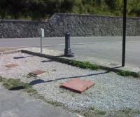 Area di sosta a Ortolano di Campotosto