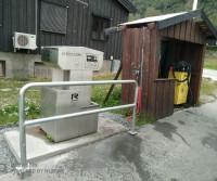 Camper Service Distributore Esso