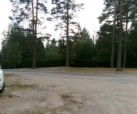 Parcheggio Heinavesi Church