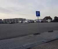 Parcheggio porto Rotterdam