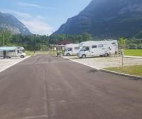Area Sosta Camper Longarone Malcolm