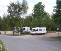 Reisemobilplatz an der Lippe