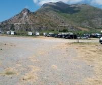 Area camper Balai beach