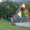 Camping centro sportivo Pradasc