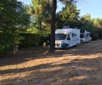 Area camper privata