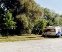 Parkplatz am Braunweiher