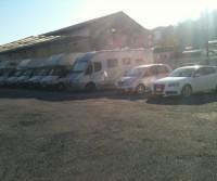 Sosta camper presso Car Renting 2000 Srl