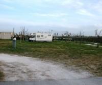 Area di sosta a Portorecanati  - Località Scossicci