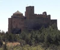 Aparcamiento Castillo de Loarre
