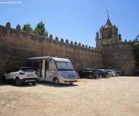 Parking Monasterio de Veruela