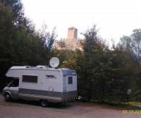 Parcheggio camper