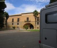 Parking Monasterio de la Oliva