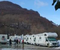 Area sosta camper c/o Park Hotel Il Poggio