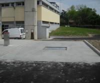 Area di sosta a San Benedetto Po (Polirone)